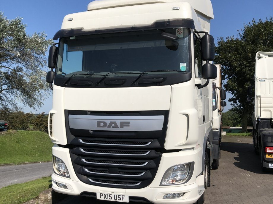 2015 �15� PLATE XF 460 FTP SPACE CAB, EURO 6. PX15 USF.