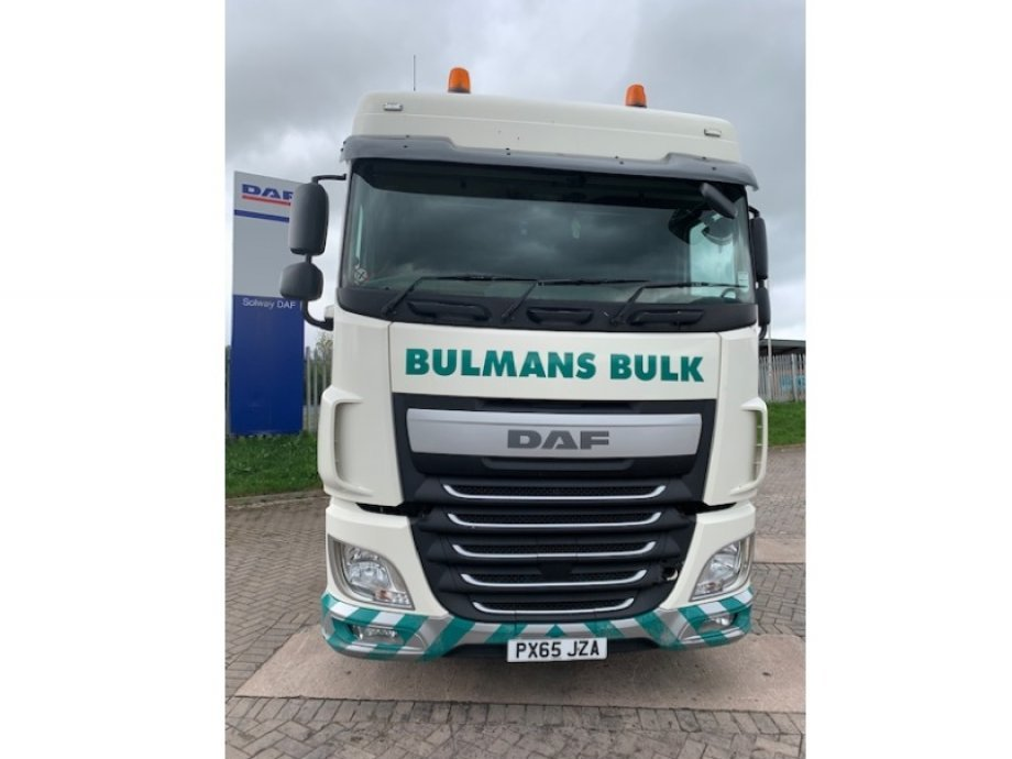 DAF 2015 �65� XF 460.FTP 6 x 2 tractor unit. PX65 JZA