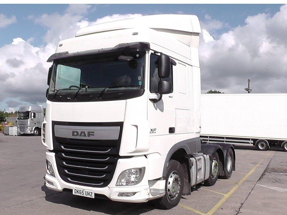 DAF XF FTG 460