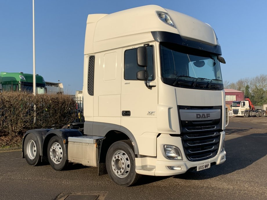 (15) DAF FTG XF460 SUPERSPACE - AX15WMP