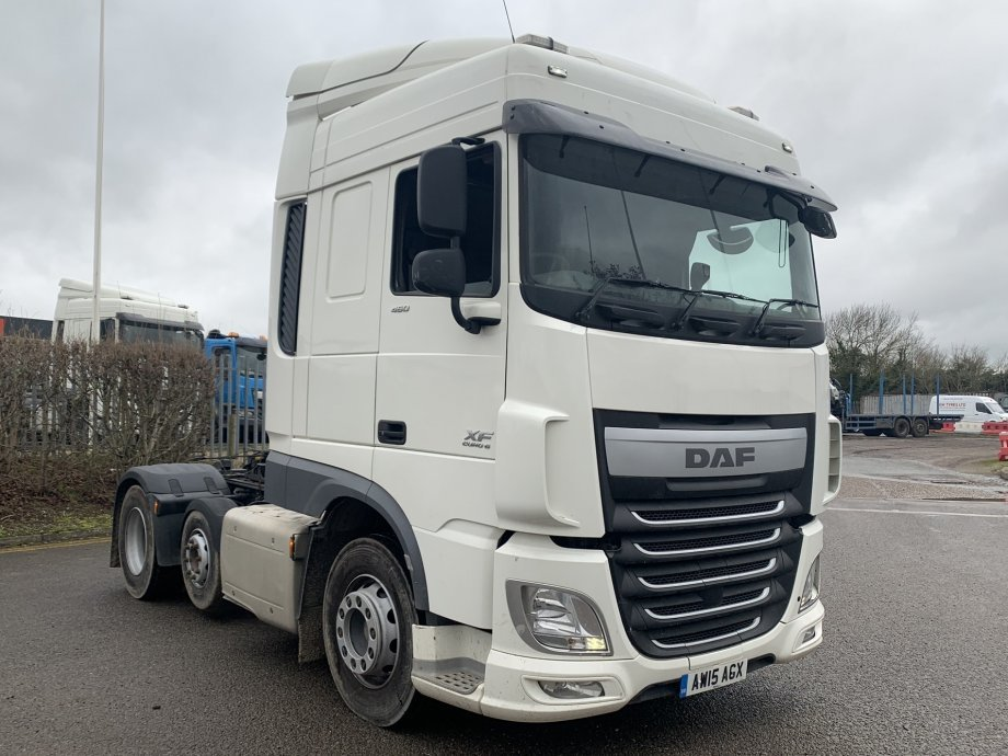 DAF FTP XF460 Space Cab