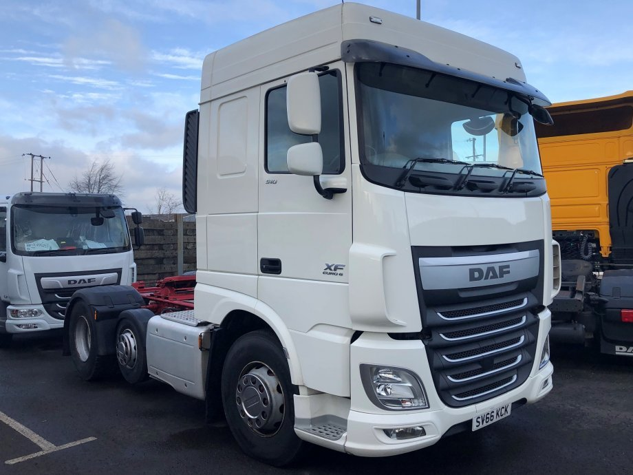 FTP XF 510 bhp Space Cab